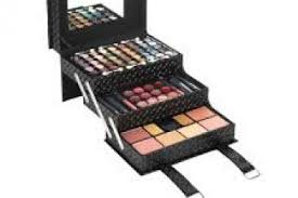 body collection make up jewellery vanity case with costmetics mirror loreal