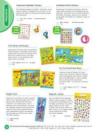 Letterland Chart 2012 Hk Letterland Catalogue By Etc Educational Technology