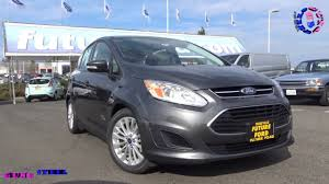 2018 Ford C-MAX Energi SE   Review new Features - YouTube