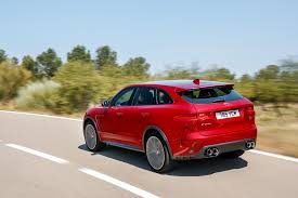 the variable sport exhaust isn t as loud as the f type s and its gunshot like les on throttle overrun aren t as frequent but it s just as plerable