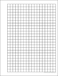 Printable Graph Paper Cm Grap Paper Graph Paper Dark Lines Graph