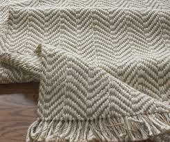 braided jute rug with fringe