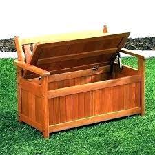 storage bench for porch cedar storage bench outdoor wooden deck storage bench outdoor plans