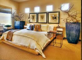 African-themed decor offers a variety of styles and patterns to draw on.  Description