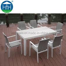 china modern polywood furniture garden