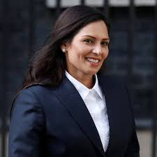 Priti Patel paid £1,000 an hour as adviser to firm supplying MoD | Priti  Patel | The Guardian