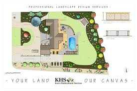 Landscape Design Plans Online Shaexcelsiororg - Home design plans online