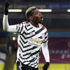 Manchester United go clear at top after Paul Pogba volley sees off Burnley  | Premier League
