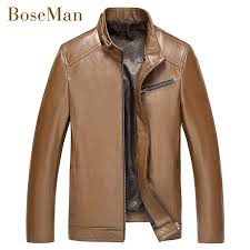 get ations shiman silk leather motorcycle leather men s leather casual leather collar men s leather jackets men s jackets