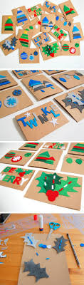 Diy Christmas Cards 18 Awesome Diy Christmas Card Ideas To Make This Holiday Season
