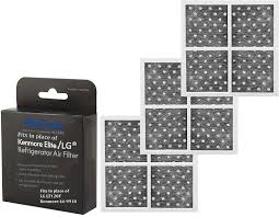 kenmore air filter. amazon.com: (3 pack) kenmore 469918 / lg lt120f air filter replacement r-9918 by refresh - adq73214402, adq73214404, 46-9918, 9918: home improvement
