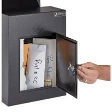 wall mount mailboxes residential