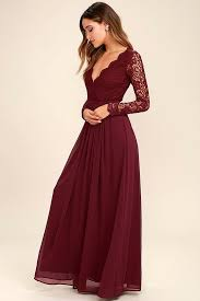 Formal Dresses For Christmas Party  Home Decorating Interior Christmas Party Dresses Long Sleeve