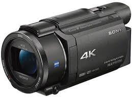 sony video camera cassette tape. sony fdr-ax53 video camera cassette tape r