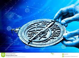 Astrolabe Free Birth Chart Astrolabe Astrology Star Sign Horoscope Stock Photo Image