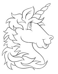 Coloring Pages Unicorn Unicorn Coloring Pages To Print Free