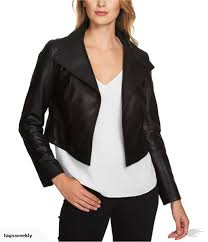state womens cropped motorcycle jacket trade me