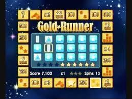 gold runner 2 sky gamestar festive