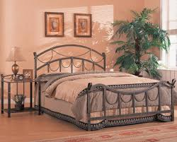 Wrought Iron Bed With Storage Price Rot Iron Bed Price Rustic Iron ...