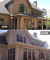 home exterior painting kimberly painting before and after