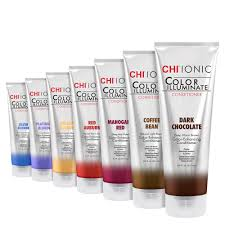 Iso Illuminate Hair Color Chart Chi Ionic Color Illuminate Conditioner Beauty Care Choices