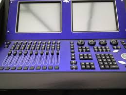 road hog lighting console high end