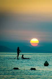 ocean tumblr vertical. Tumblr Beach Photography | Beach, Vertical Photography, Girl, Stand Up, Summer, Sun, Magic Sunset Lσvє ♥ #bluedivagal, Bluedivadesigns.wordpress.com Ocean