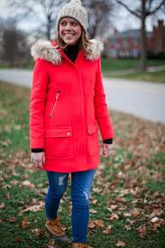 i find that i almost always get a new winter coat from j crew their coats and jackets are always so well made warm and come in timeless styles