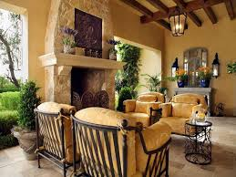 Mediterranean Home Architecture Decorating Styles