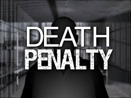 issues death sentence in learn all  death penalty
