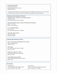 It Resume Format Fresh Example Resume For Job Application Examples