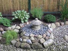 small space rock garden page 1 line