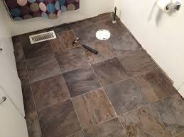 Repair Bathroom Floor Bathroom Toilet Subfloor Repair New Glueless Flooring Payne