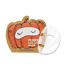 Image result for too cool for school pumpkin sleeping pack gold mask