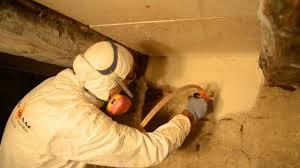 crawl space foam insulation. Interesting Foam Using Spray Foam In Crawl Space Or Basement And Insulation A