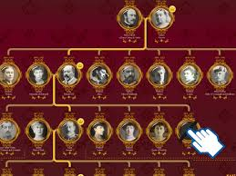 British Royal Family Tree | Visual.ly