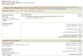 Order Strangeness The Forums - Fix Uk Amazon Digital