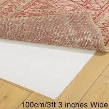anti slip runner rug underlay 100cm width