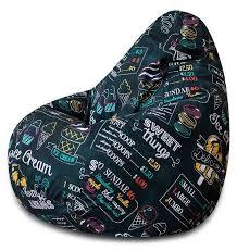 Купить <b>DreamBag Кресло</b>-<b>мешок Ice</b> Cream XL на Яндекс ...