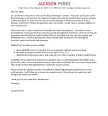 Project Manager Trainee Covertter Resume Templates Create ...