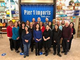 pier 1 imports careers. Image May Contain: 20 People, People Smiling, Standing And Indoor Pier 1 Imports Careers S