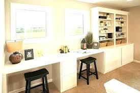 built in desk with shelves custom built office desk full image for built in office cabinets