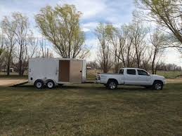 Think I could tow a 7X14 Enclosed? | Tacoma World