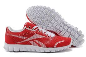 reebok running shoes 2014. 2014 mens reebok realflex 790 red white running shoes