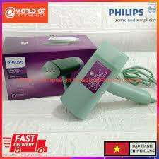 Bàn ủi hơi nước cầm tay du lịch Philips STH3010 Handheld Steamer thay thế  GC350 tại Hà Nội
