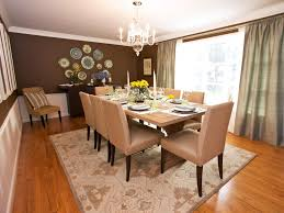 Hgtv Dining Room Inspiration The Homeowners Love To Entertain And Wanted An Elegant Traditional