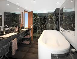 Spa Bathroom Suites Seabourn Introduces New Elegant Penthouse Spa Suites Seabourn Blog