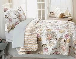 greenland home 3 piece castaway quilt set full queen b00zzq2kc0