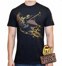 dota 2 bat rider graphic t shirt l end 6 27 2015 9 15 pm