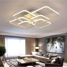 Đèn Ốp Mâm Trần LED Hình Chữ Nhật - Đèn Mâm Phòng Ngủ MO-931D - Huy Hoàng  Lighting